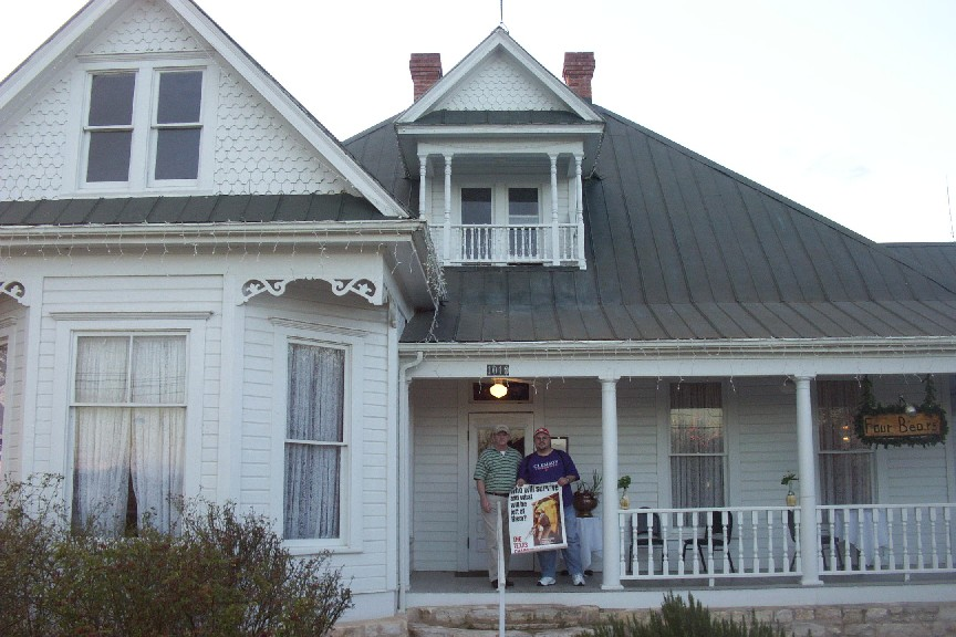 Texas chainsaw massacre house address