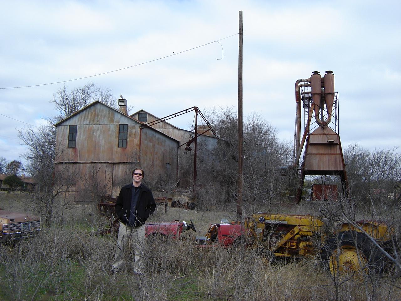 Texas Chainsaw Massacre House 1974